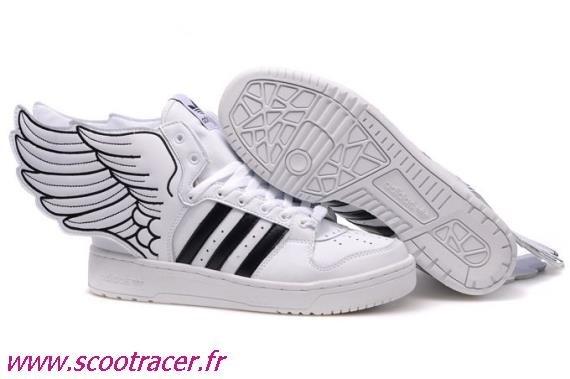 fe79100e27e5e basket adidas ailes pas cher