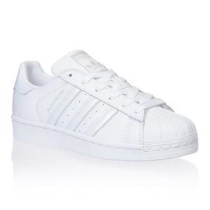 adidas chaussures femme blanche
